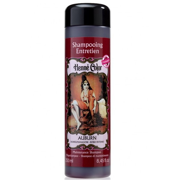 Henna šampón bordó 250ml